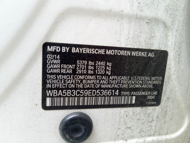 WBA5B3C59ED536614