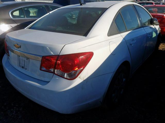 2013 CHEVROLET CRUZE LS - Right Rear View