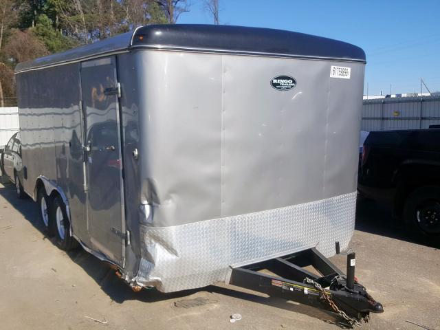 Salvage cars for sale from Copart Dunn, NC: 2018 Other Trailer