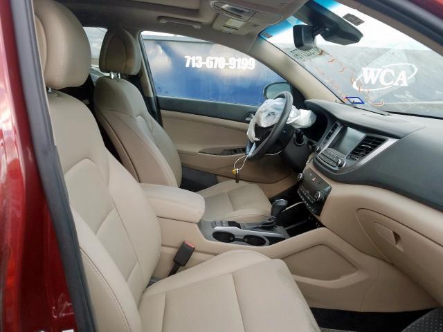 2017 Hyundai TUCSON | Vin: KM8J33A27HU317660