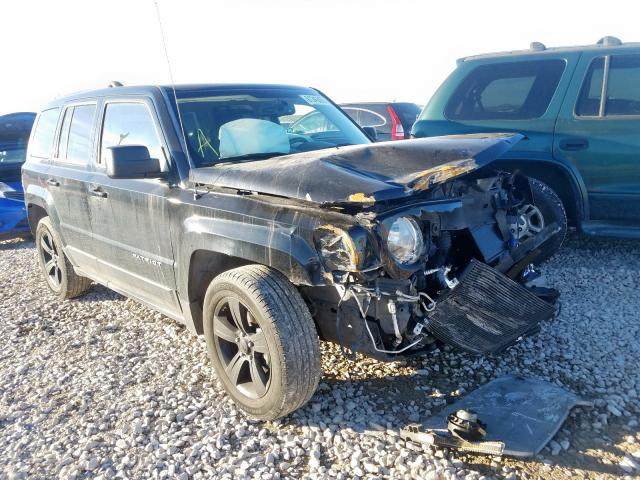Salvage cars for sale from Copart Magna, UT: 2012 Jeep Patriot