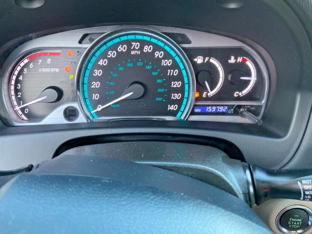 4T3BA3BB5DU037164 - 2013 Toyota Venza Le 2.7L detail view