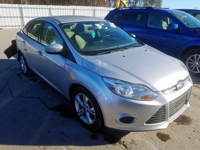 2013 Ford Focus Se 2 0l 4 For Sale In Dunn Nc Lot 26130530