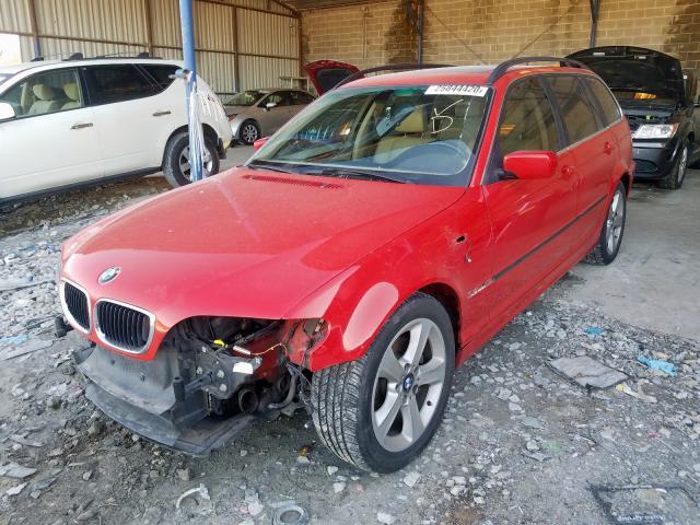 2004 BMW  325 XIT