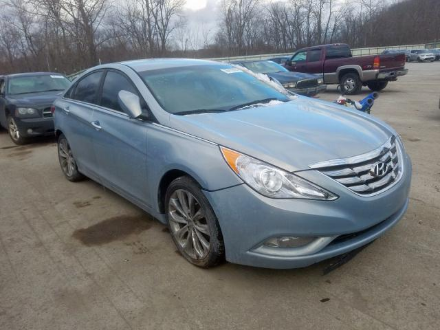 Salvage 2011 HYUNDAI SONATA - Small image. Lot 26416060
