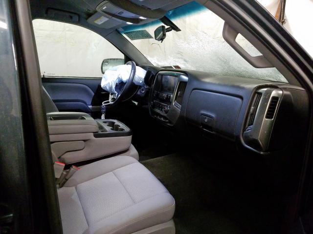 2018 Chevrolet SILVERADO   Vin: 3GCUKREC2JG330223