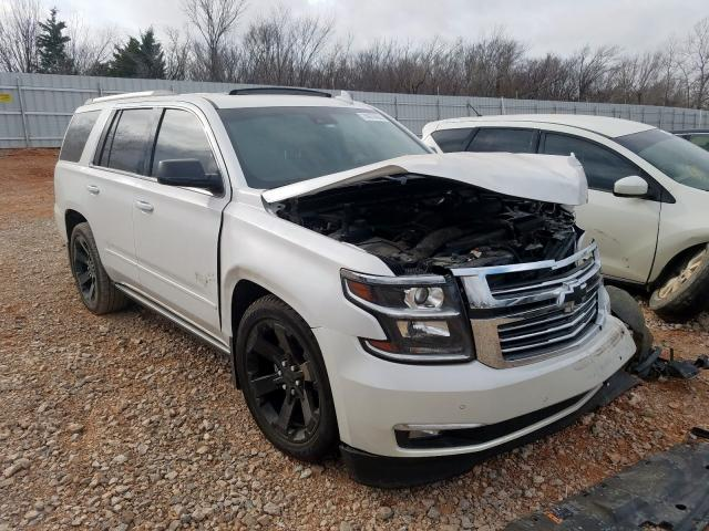 Chevrolet Suburban K salvage cars for sale: 2017 Chevrolet Suburban K