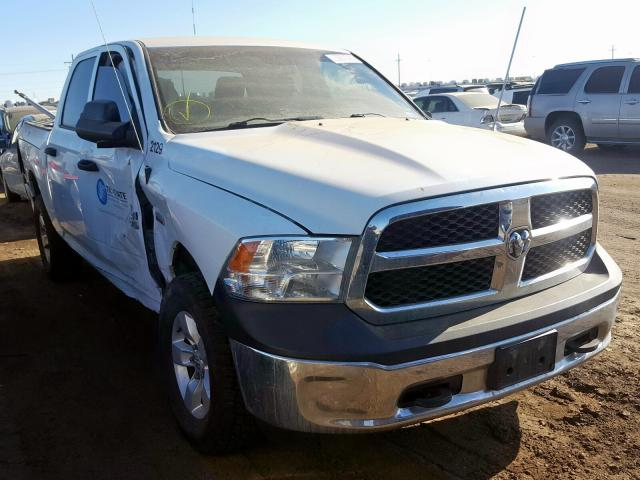 Dodge RAM 1500 ST salvage cars for sale: 2015 Dodge RAM 1500 ST
