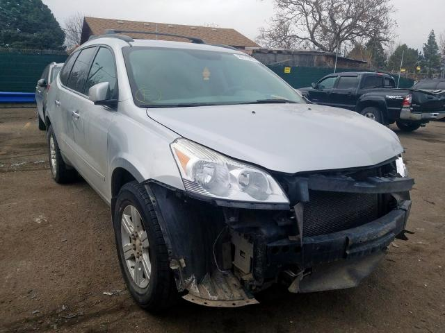 Vehiculos salvage en venta de Copart Brighton, CO: 2011 Chevrolet Traverse L