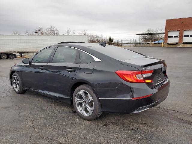 1HGCV1F46JA076138 - 2018 Honda Accord Ex 1.5L [Angle] View
