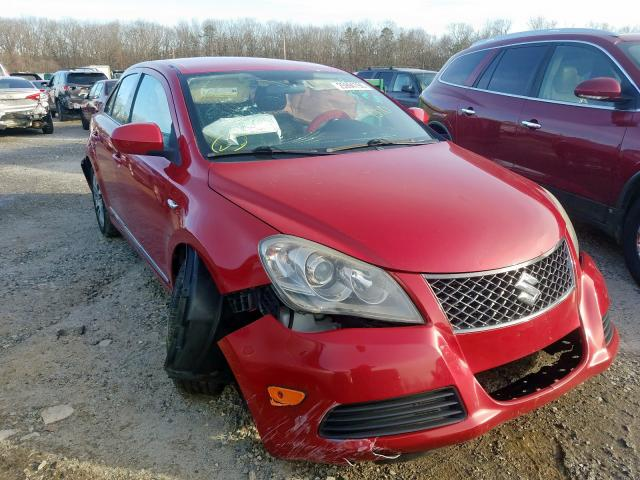 Suzuki Kizashi SE salvage cars for sale: 2013 Suzuki Kizashi SE