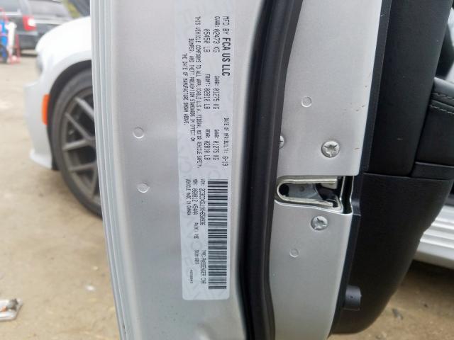 2019 Dodge CHARGER | Vin: 2C3CDXGJ1KH650936
