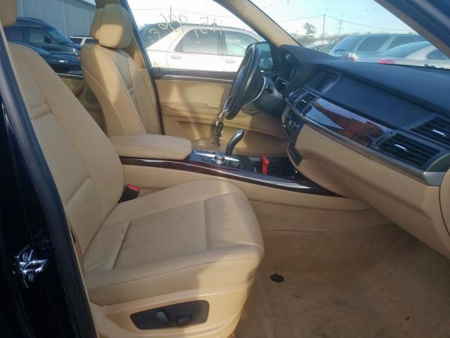2009 BMW X5 XDRIVE3 - Left Rear View