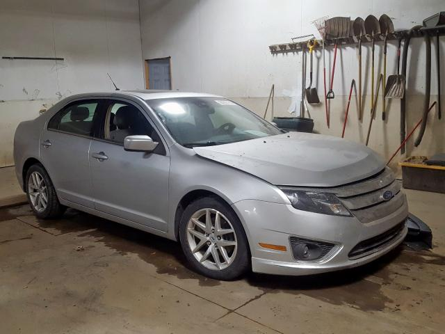 Salvage 2011 FORD FUSION - Small image. Lot 26293110