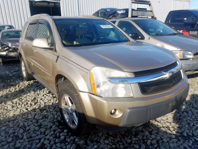 2006 Chevrolet Equinox Lt 3.4L