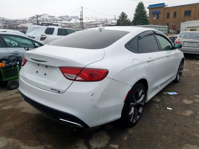 2015 Chrysler  | Vin: 1C3CCCBB6FN638614