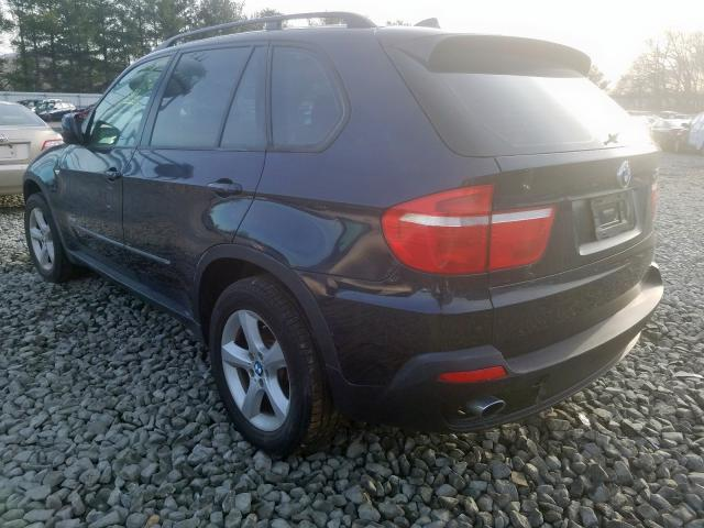 2009 BMW X5 XDRIVE3 - Right Front View