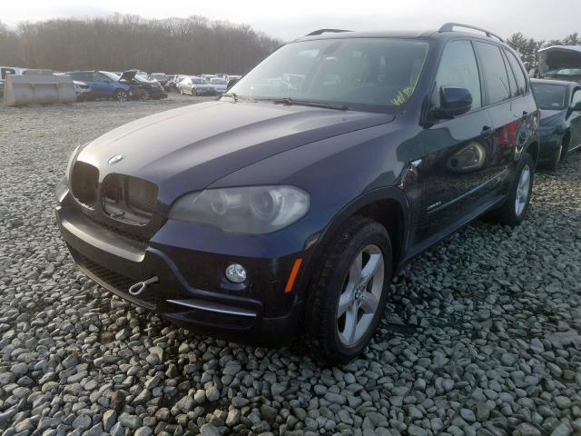 2009 BMW X5 XDRIVE3 - Left Front View