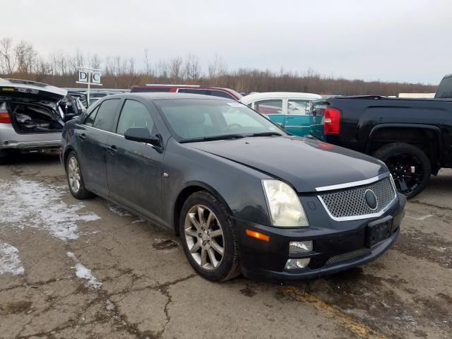 Car Auctions Ny >> 2005 Cadillac Sts Photos Ny Buffalo Salvage Car