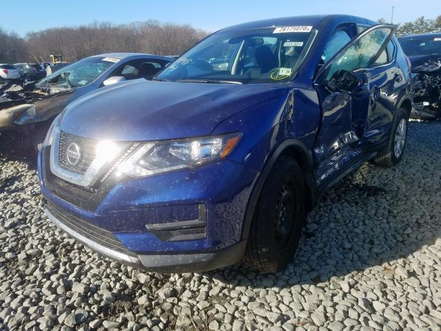 2019 NISSAN ROGUE S