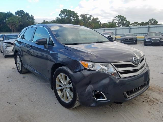Toyota Venza LE salvage cars for sale: 2015 Toyota Venza LE