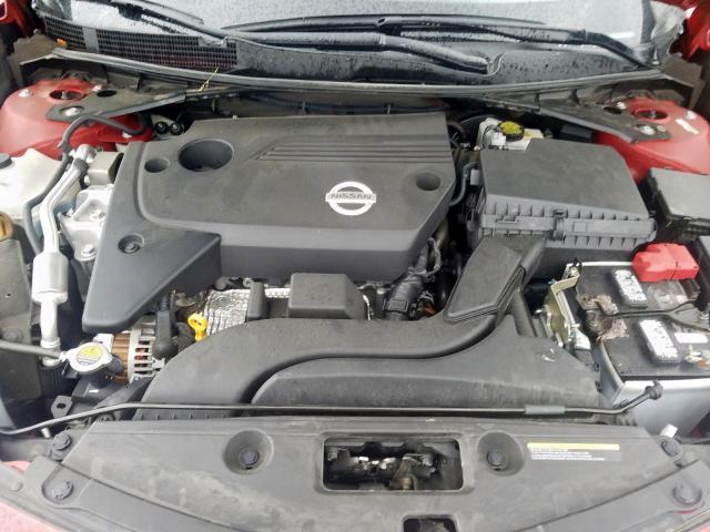 2015 Nissan  | Vin: 1N4AL3APXFN363433