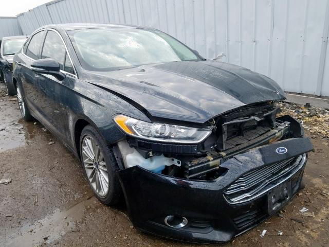Ford Fusion salvage cars for sale: 2015 Ford Fusion