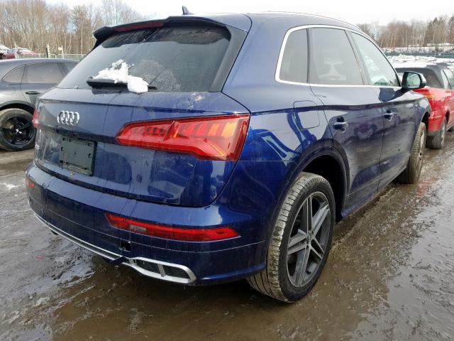 2018 Audi SQ5 | Vin: WA1A4AFY6J2178684