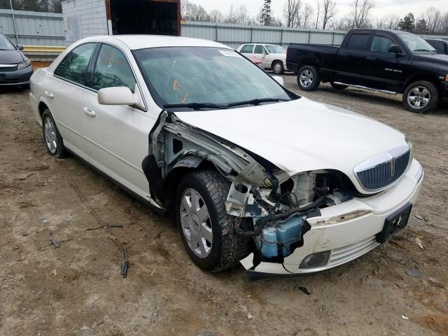 Lincoln Vehiculos salvage en venta: 2003 Lincoln LS