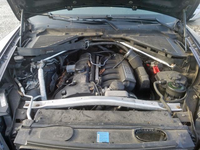 2009 BMW X5 XDRIVE3 - Interior View