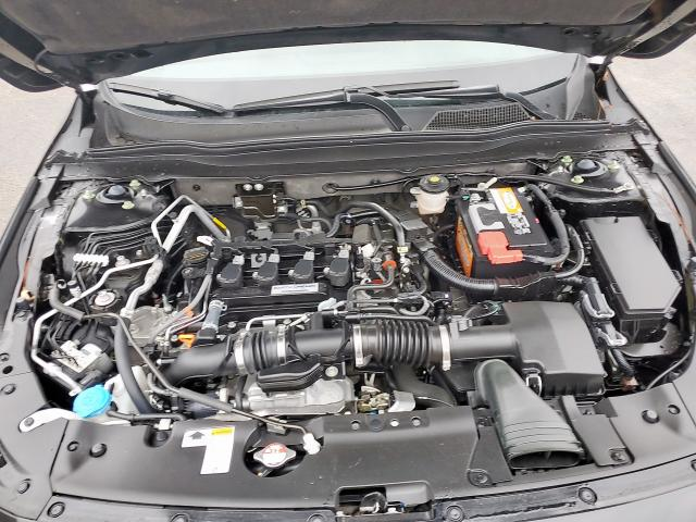 1HGCV1F46JA076138 - 2018 Honda Accord Ex 1.5L inside view