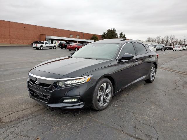 1HGCV1F46JA076138 - 2018 Honda Accord Ex 1.5L Right View
