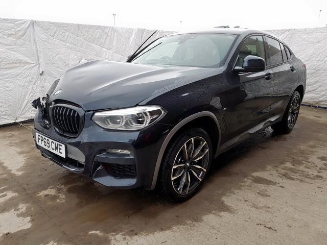 BMW X4 XDRIVE2 - 2019 rok