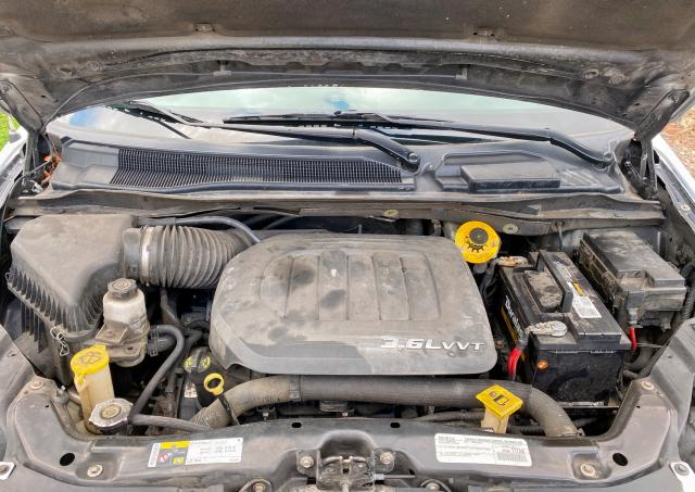 2C4RDGBG8FR734110 - 2015 Dodge Grand Cara 3.6L inside view