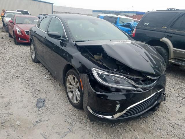 2016 Chrysler  | Vin: 1C3CCCAB3GN145072