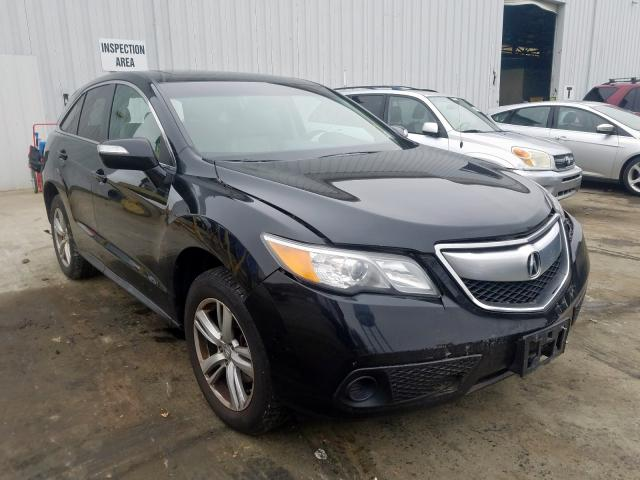 Salvage 2013 ACURA RDX - Small image. Lot 26142370