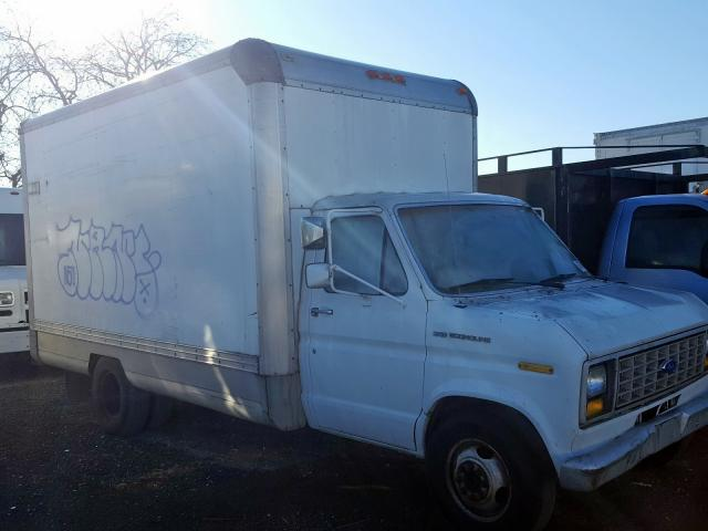 Salvage cars for sale from Copart San Martin, CA: 1989 Ford Econoline
