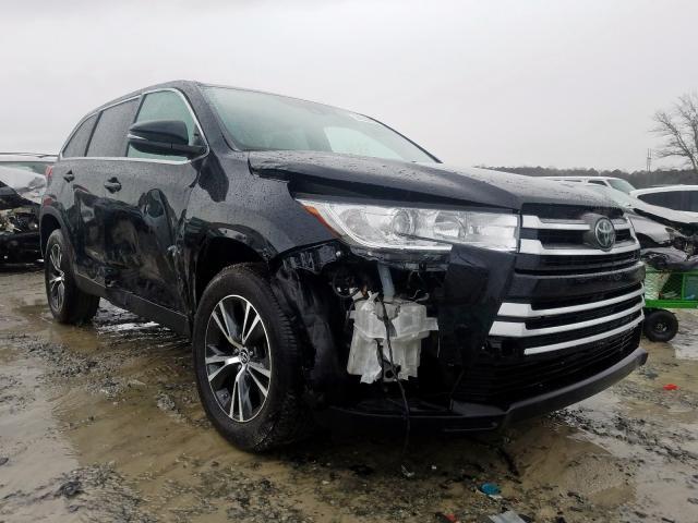 2019 Toyota Highlander 3.5L