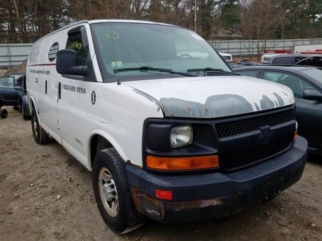 Used 2006 CHEVROLET EXPRESS - Small image. Lot 26187400