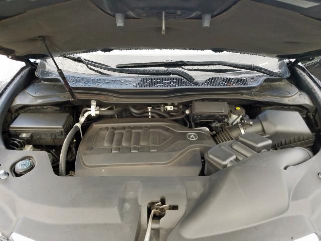 2014 Acura MDX | Vin: 5FRYD3H4XEB006993