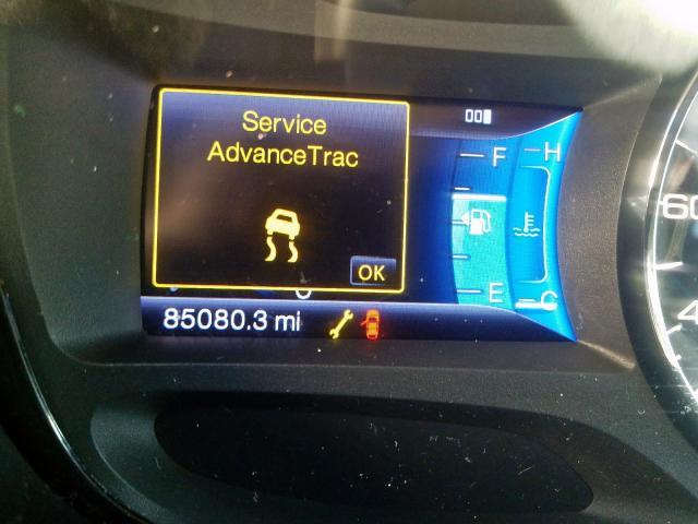 2013 Ford    Vin: 2FMDK3AK8DBA97574