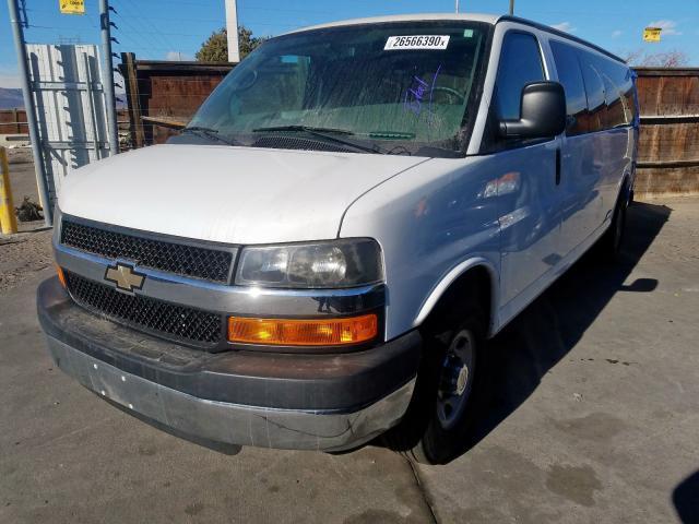 2013 Chevrolet EXPRESS | Vin: 1GAZG1FG2D1114877