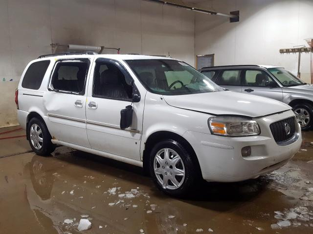 Salvage 2006 Buick TERRAZA CX for sale