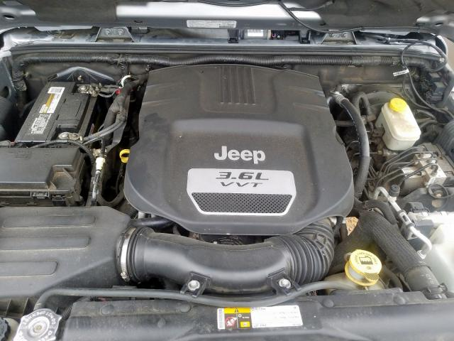 2013 Jeep  | Vin: 1C4BJWEG0DL665628
