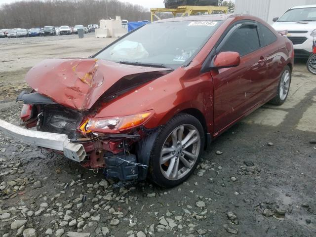 2006 HONDA CIVIC SI - Left Front View