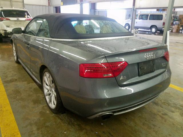 2015 Audi A5 | Vin: WAUMFAFH1FN005199
