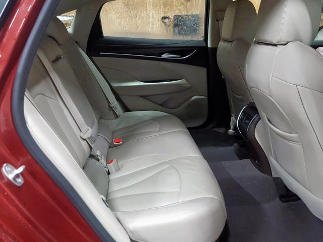 2017 Buick LACROSSE | Vin: 1G4ZR5SS9HU159172