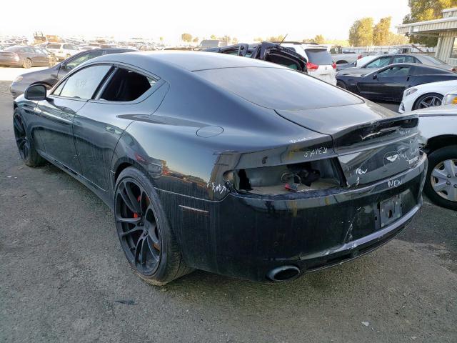 Купить Aston Martin Rapide 2014 г. из США с доставкой и растаможкой под ключ.