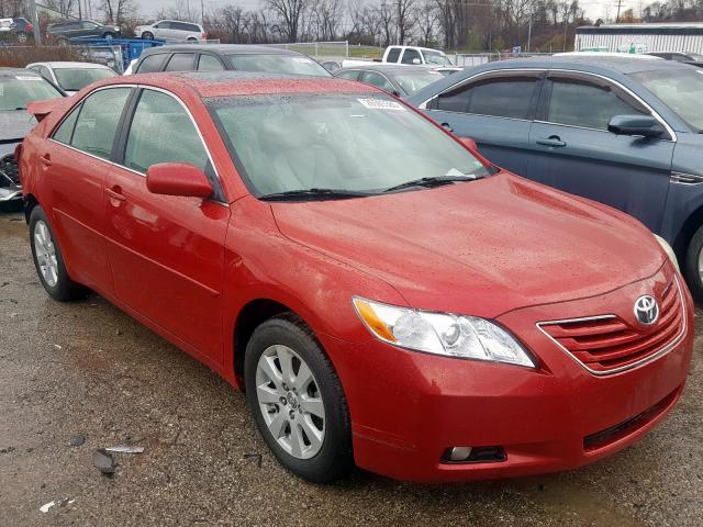Salvage 2007 TOYOTA CAMRY - Small image. Lot 26505380