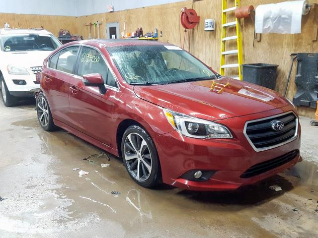 Salvage cars for sale from Copart Kincheloe, MI: 2015 Subaru Legacy 2.5